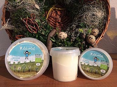 Milchmäderln im Bioladen 384x288