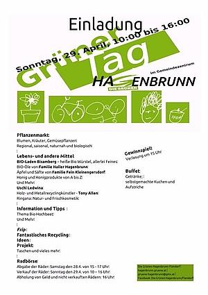 Grüner Tag Hagenbrunn 2018 300x425