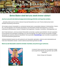 Newsletter Screenshot DSGVO Spezial Mai 2018 209x236