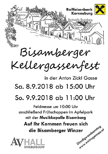 Kellergasenfest Flyer 377x537