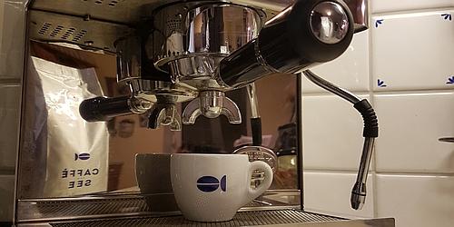 CaffevomSee Siebträger 500x250