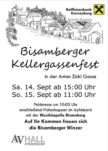 Kellergassenfest Flyer 2019 377x528
