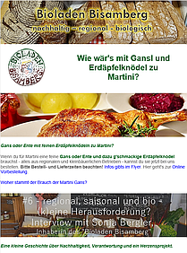 Newsletter Screenshot Oktober 2019 209x282